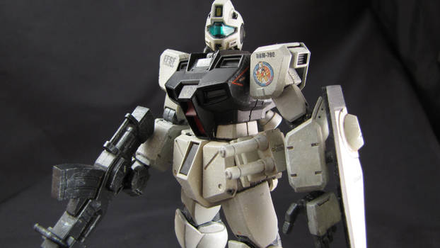 RGM-79 Command Weapon mods