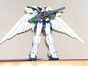 Wing Gundam Seraphim 1