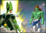 -DBM- Cell VS Bojack