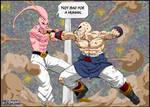 -DBM- Buu VS Tenshinhan