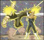 -DBM- Trunks VS Vegeta
