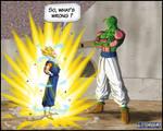 -DBM- Vegetto VS Super namek - color 02