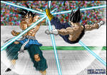 Son Goku VS Vegeta