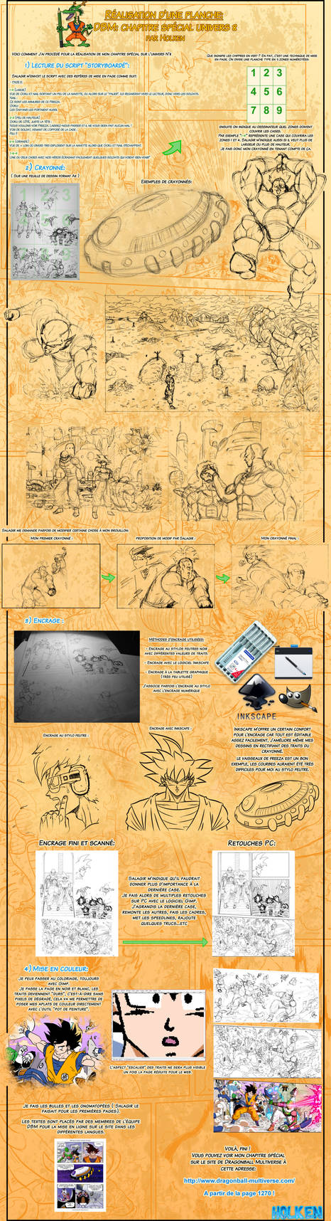-DBM- La creation de mon chapitre special by DBZwarrior
