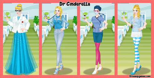 Dress up Dr Cinderella by DressUpGamescom