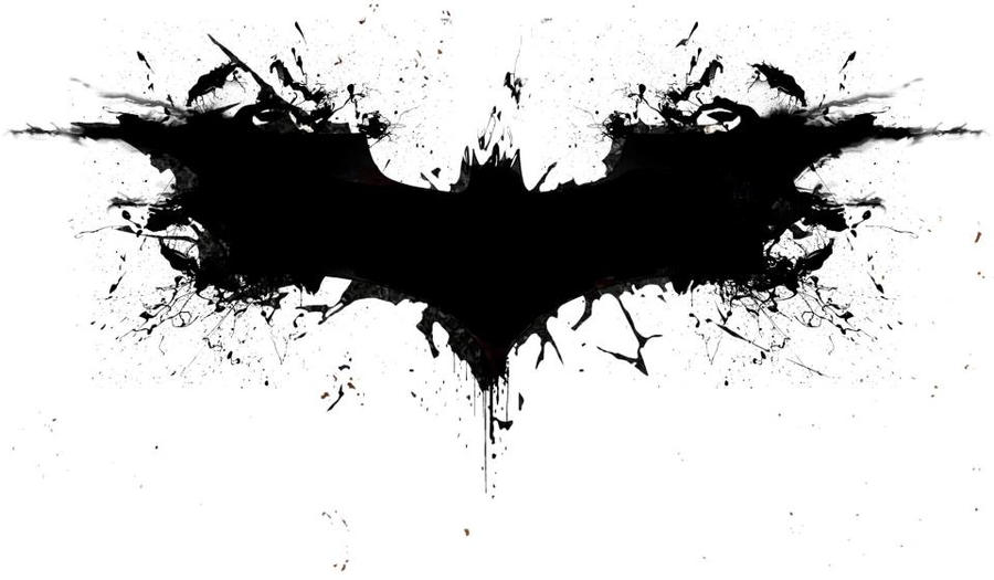 The Dark Knight Rises Logo 1 By Ajwensloff On Deviantart