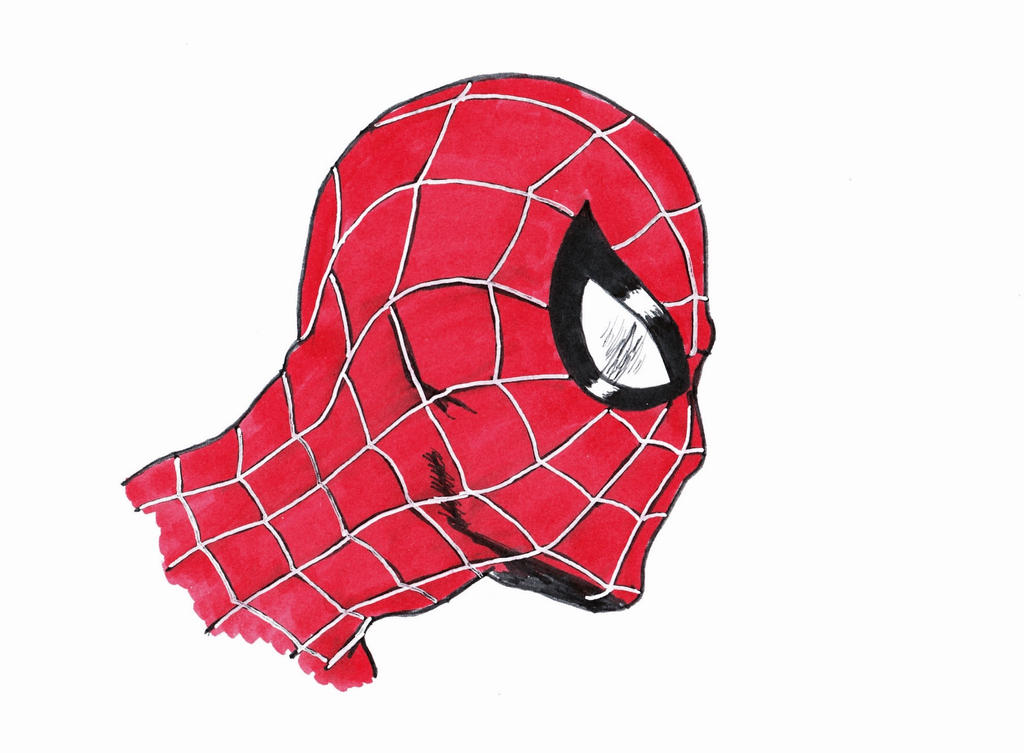 Alex Ross Spider-Man Sketch By AJWensloff On DeviantArt
