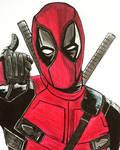 Ryan Reynolds Deadpool Fan Art
