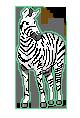 Zebra by Cesiel