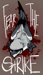 Fear The Shrike by kalklicht