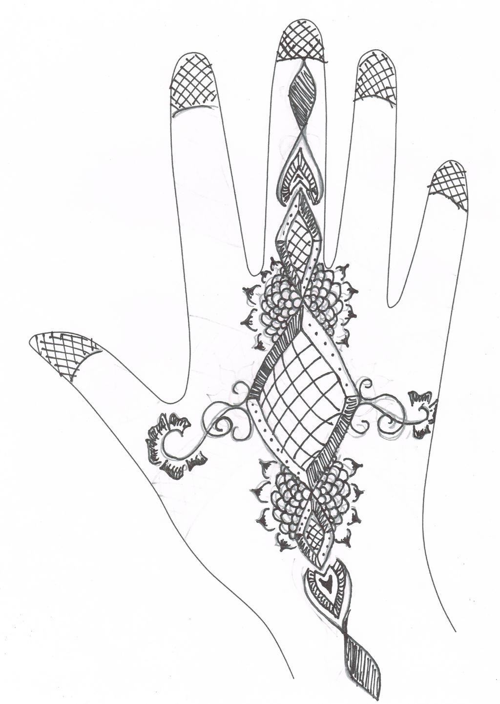 Mehndi Designs Drawings Viewing Gallery