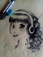 Headphones by JazzNightcore