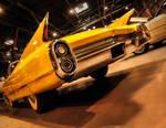 2 Cadillac Eldorado 1960