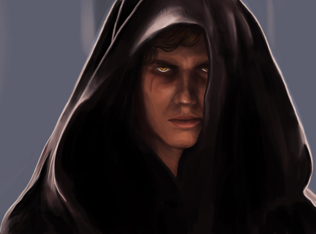 Anakin Skywalker by Reunaa