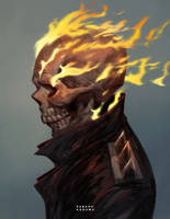 Ghost Rider by Dempv1