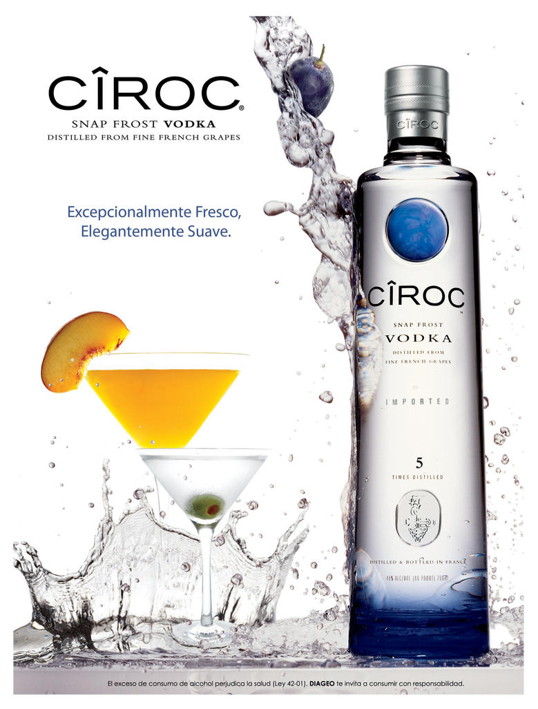 Ciroc - Magazine by rcaamagno on - 156.0KB