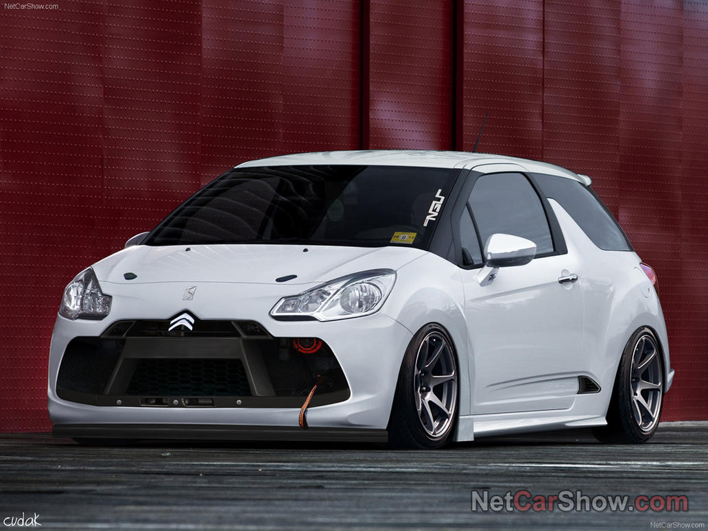 Citroen Ds3 Modified Fhoto