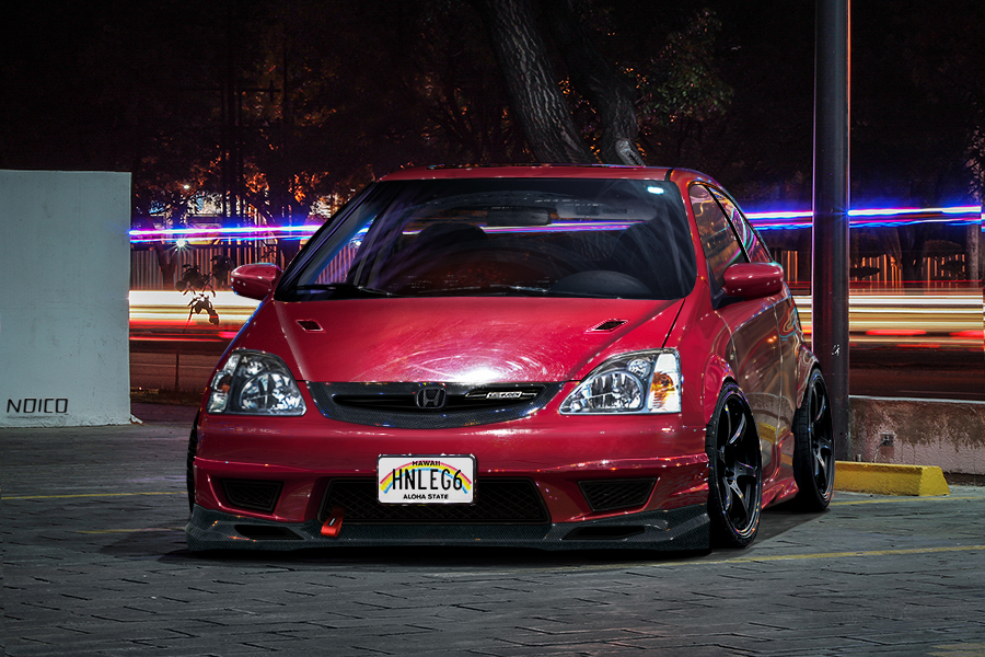 Honda Civic ep3 by cudotworca on DeviantArt