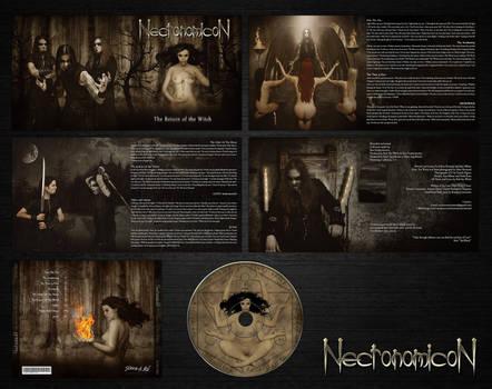 Original Necronomicon's The Return of the Witch