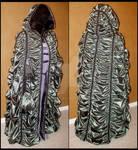 Lily Munster cloak