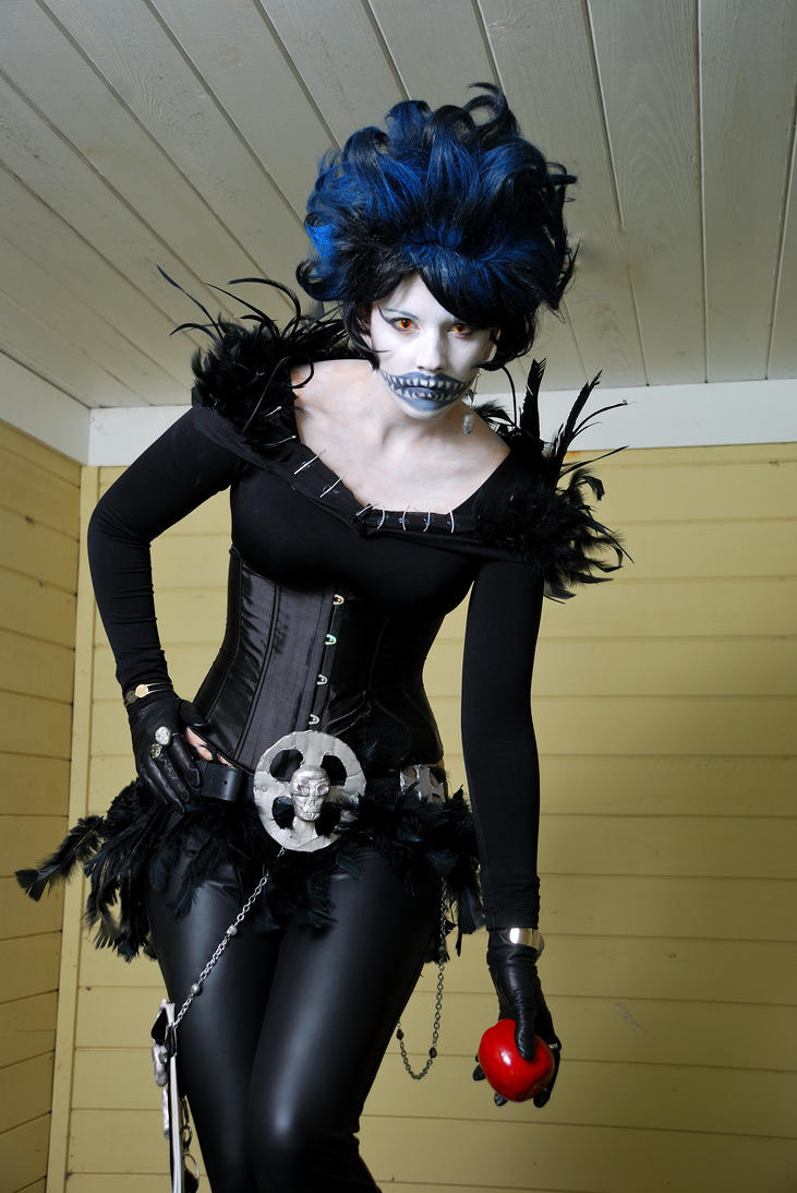 The gallery for --> Ryuk Rem Cosplay