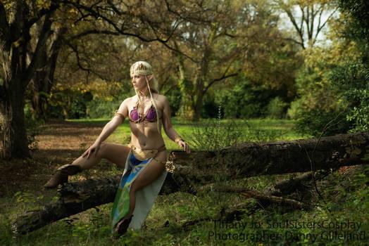 Slave Zelda Lost Woods