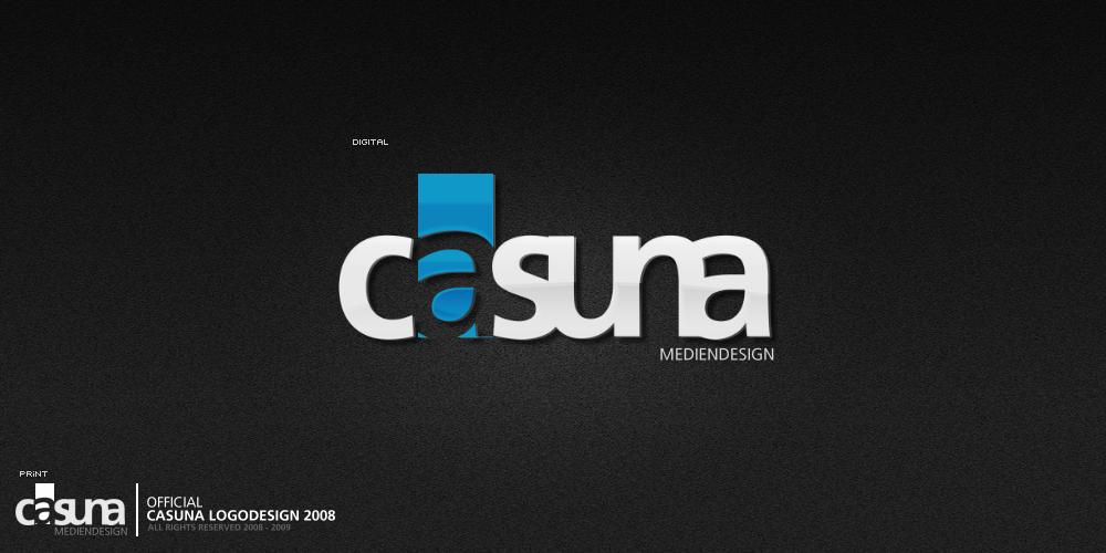 Casuna Logodesign 2.0 by jN89