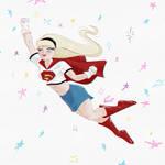 Super Girl Kara In Ze
