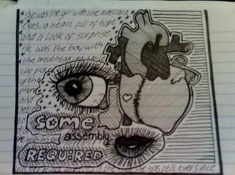 Random Doodling by BohemianDreams