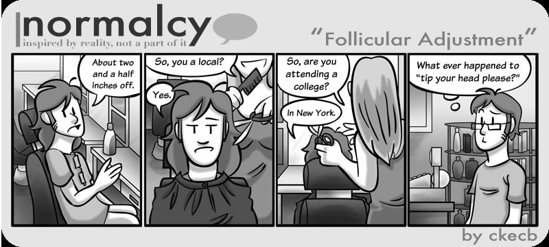 Normalcy-26: Follicular Adj... by NormalcyStudios
