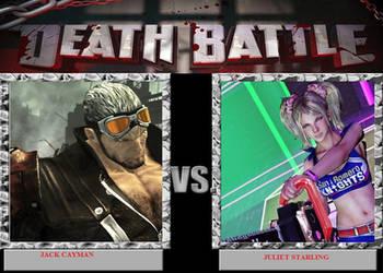 DEATH BATTLE idea 10: Chainsaws, human best friend by hakuxtemari