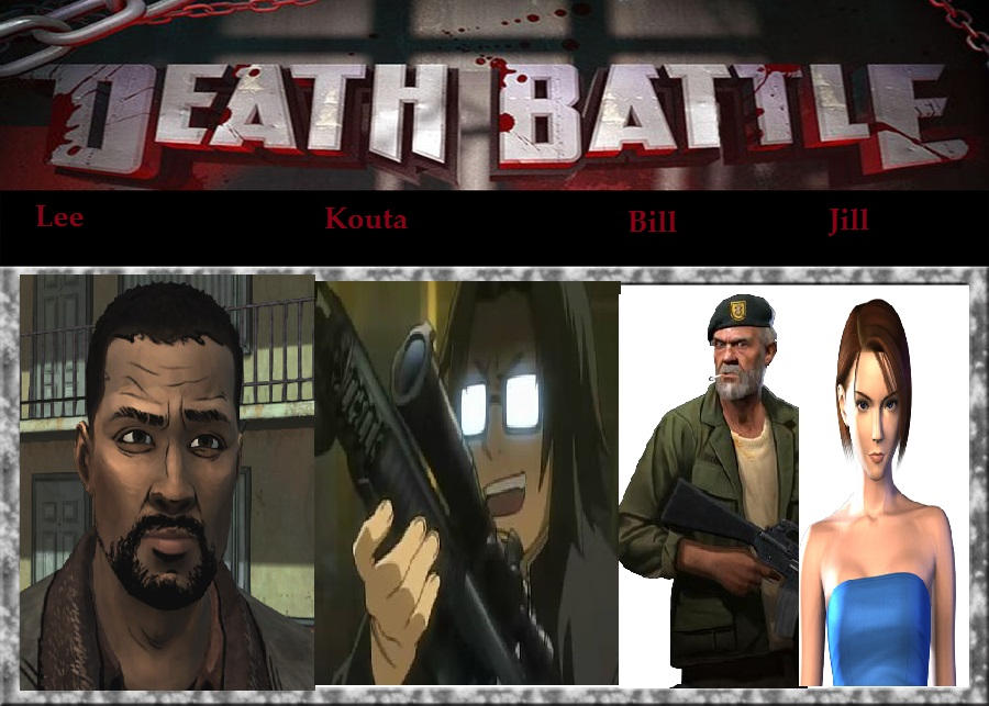 Zombie Apocalypse Royale The Battle by hakuxtemari on DeviantArt