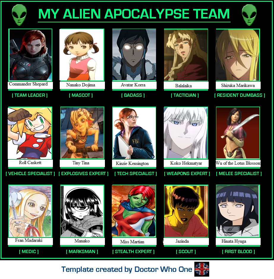 Alien Apocalypse Meme The Amazonian Brigade By