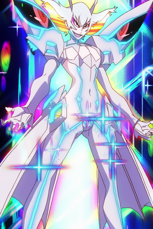 Ragyo Kiryuin sets out to Control DEATH BATTLE! by ...