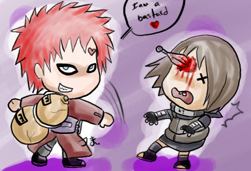 gaara and sakura moments -#main