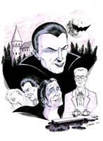 Dracula Mash-up by frankdawsonjr