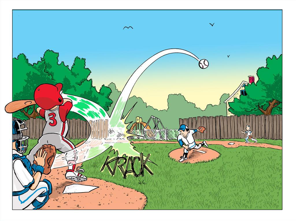 My first hit children s book illustration by frankdawsonjr