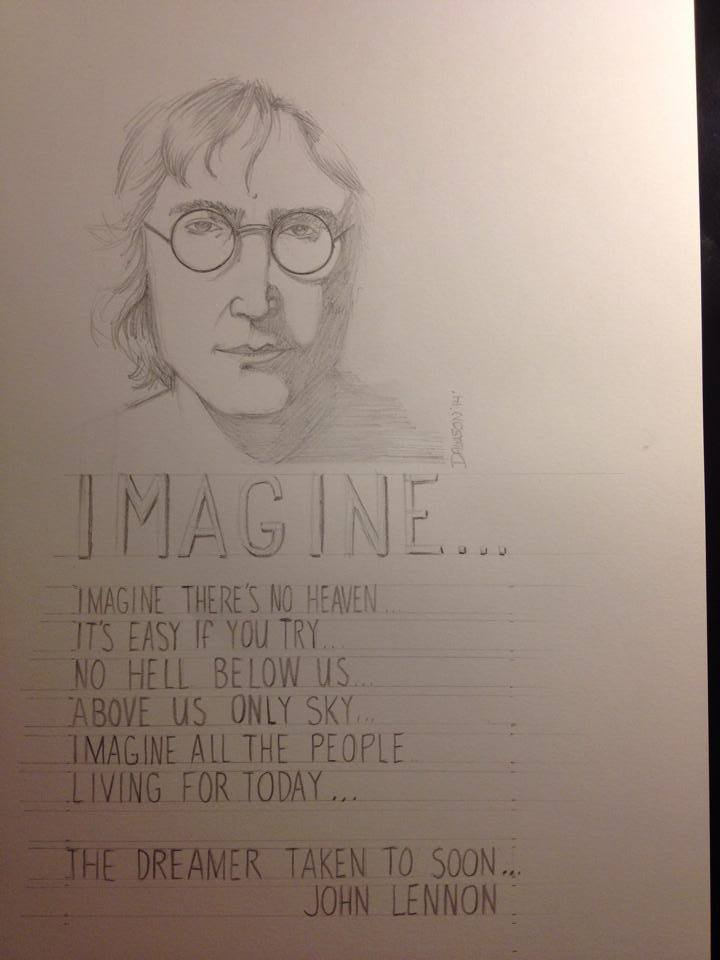 Imagine! by frankdawsonjr