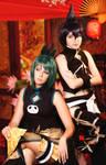 Jun and Ren Tao