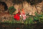 Inari And Kitsune (Japanese Mythology)