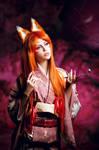 Kitsune (Japanese Mythology)