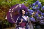 Shinobu Kochou Rainy season