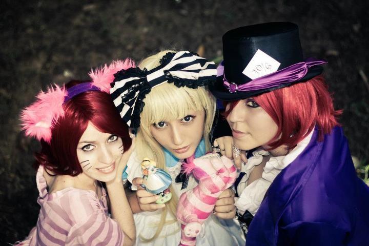 Welcome to Wonderland by beru-bel