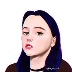 Dasha Taran portrait