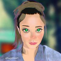 Delia Parrish portrait