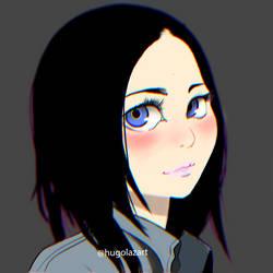 Ajin manga fan art