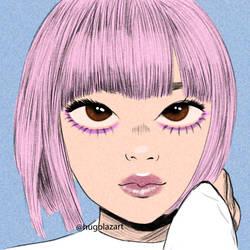 Jisoo portrait