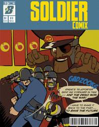 Soldier Propaganda by BoyFugly