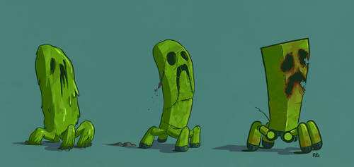 Creeper Concepts