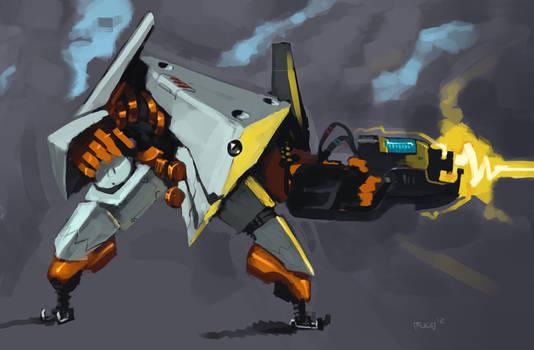 Heavy Blasterbot